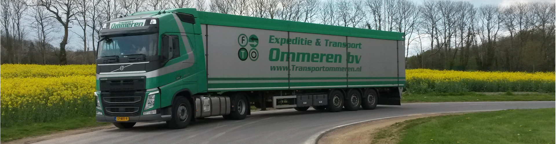 Transport Ommeren